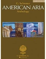 G. Schirmer American Aria Anthology: Baritone/Bass