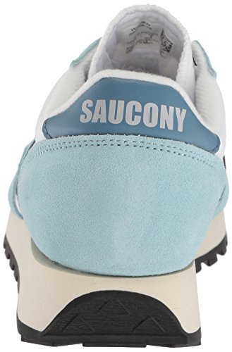 Trainer Blue Weiß Jazz 25 Damen Original White Cross Vintage Saucony FXa1qWc8F
