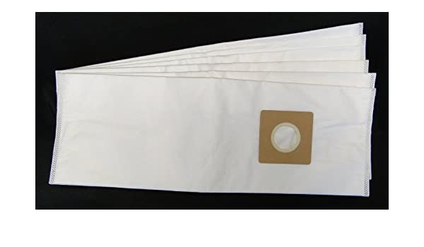 Pack of 10 iPrince Type CC Generic Cloth HEPA Vacuum Bag for Oreck Upright Vacuum Cleaners