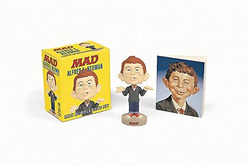 (Alfred E. Neuman: Mini Bobblehead Kit (Miniature Editions))