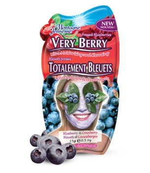 Cranberry Very - Very Berry Blueberry & Cranberry Moisturizing Face Masque