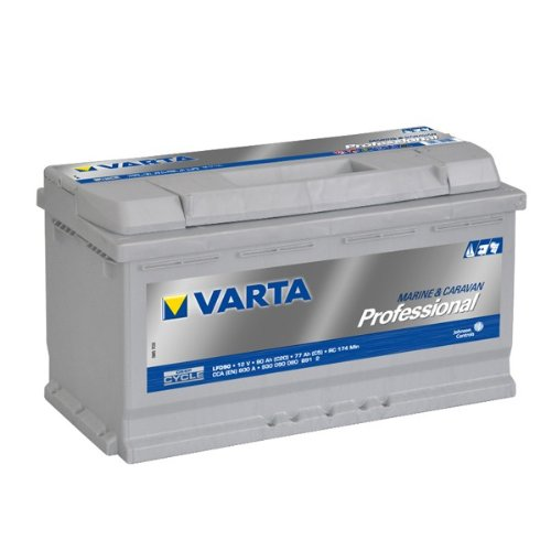 LFD90 Varta Professional DC Leisure Battery 90Ah (930090080)