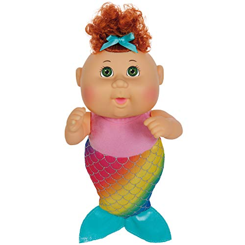 Cabbage Patch Kids 9 Inch Collectible Fantasy Friends Softbody Cuties Doll, Oriane - Doll Birthday Patch Cabbage