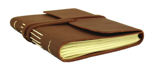 Classic Genuine Leather Journal by Rustic Ridge - Hand Made