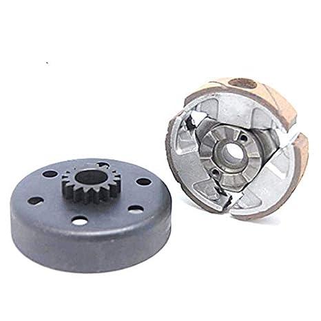 amazon com: maple clutch assembly for ktm50 ktm 50 sx senior junior sr jr  adventure pro senior pa05+: automotive