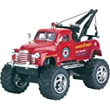 Big Wheel Tow Truck (Colors & Styles May Vary)