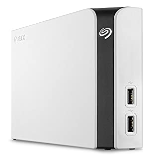 Seagate Game Drive Hub for Xbox 8TB External Hard Drive Desktop HDD with Dual USB Ports - White, Designed for Xbox One (STGG8000400) (B072QH2JCL) | Amazon price tracker / tracking, Amazon price history charts, Amazon price watches, Amazon price drop alerts