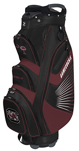 Team Effort South Carolina Gamecocks The Bucket Ii Cooler Cart Bag (Gamecocks Towel Carolina Golf South)