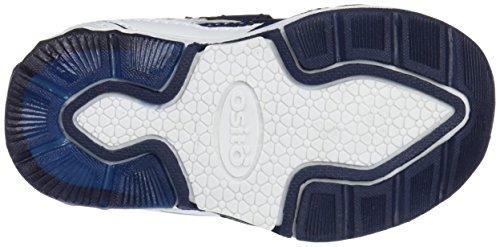 Conguitos Ivs13602, Zapatillas Sin Cordones Para Niños Azul (Light Blue / White)