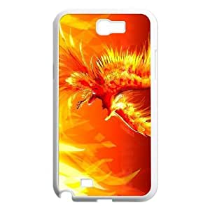 Dota2 PHOENIX Samsung Galaxy N2 7100 Cell Phone Case White VBS_3717381