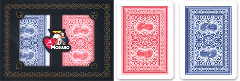 Modiano 100% Plastic Italian Playing Cards - Old Trophy Deluxe- Poker Size Regular Index (Italian Modiano 100% Plastic)