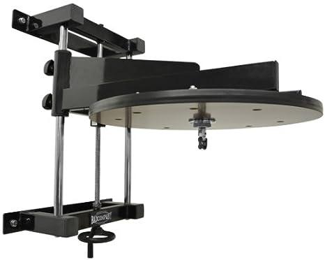 Deluxe Speedball Plattform Set inkl Drehkugellagerung schwarz//Boxapparat f/ür die Wandmontage BCA-38