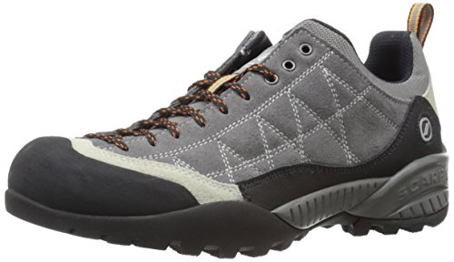 Scarpa Men's Zen Hiking Shoe, Smoke/Fog, 45 EU/11.5 M US by SCARPA (Image #1)