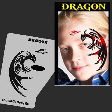 face-painting-stencil-stencileyes-profile-dragon