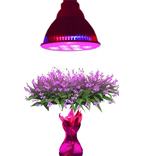 41Zgq%2BXM51L AROCCOM Advanced LED Plant Grow Light for Hydroponic Garden and Greenhouse Use