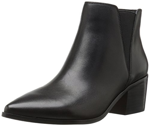 Boot Fix Ankle The Rory Pointed Block Chelsea Heel Women's Black Toe TxqOxZwgz4