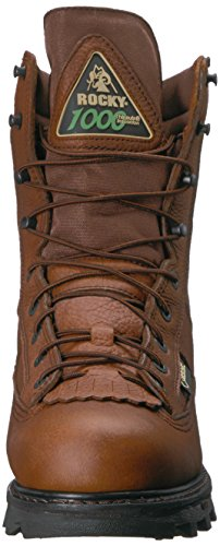 Bearclaw TEX Gore Rocky Waterproof Brown 3D Outdoor Boot Insulated 1000G Aw4ndPnqZ