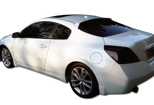 Amazon.com  2008 - 2010 Nissan Altima Coupe JDM Black Fiber Glass Rear  Window Visor   Roof Spoiler  Automotive 08680927e80