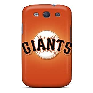 Special Design Back San Francisco Giants Phone Case Cover For Galaxy S3 by icecream design