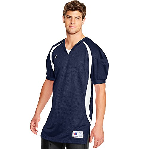 Challenger Colorblock Partita Di Football Jersey Athletic Navy / White