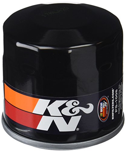 K&N PS-1008 Pro-Series Oil Filter Fit For Honda Hyundai Infiniti Ford Kia (Filter Ford Series)