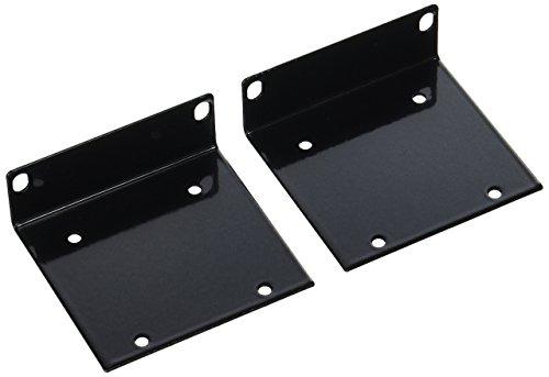 Knoll Systems Rack-Mount Ears for Mx855 & Mx1255 Home Audio Crossover, Black (Rack-MA)