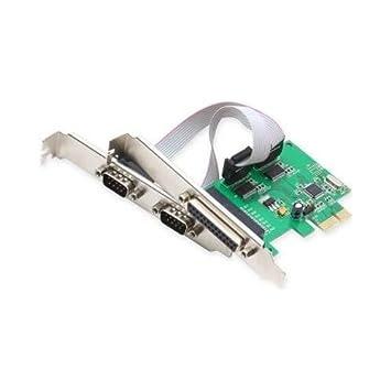 Amazon.com: SYBA si-pex50054 2 Serial 1 Paralelo PCI-e ...