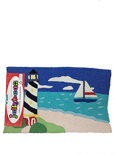 Sailor's Friend Coastal Lighthouse Sailing Jellybean Accent