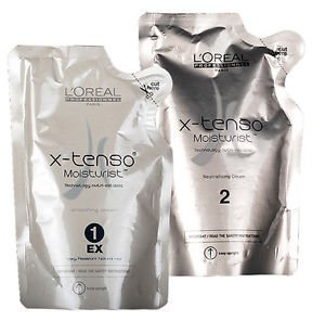 L'Oreal X-Tenso Straightening Hair Cream (For Very Resist...