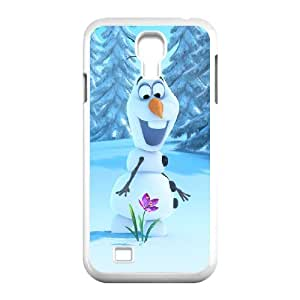 TOSOUL Customized Frozen Pattern Protective Case Cover Skin for Samsung Galaxy S4 I9500