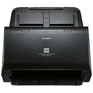 Amazon com: Canon imageFORMULA DR-C240 Office Document Scanner