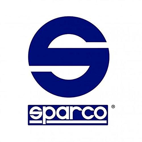 Sparco 600W90 Side Mount (Side Mount Aluminum 90 Black)