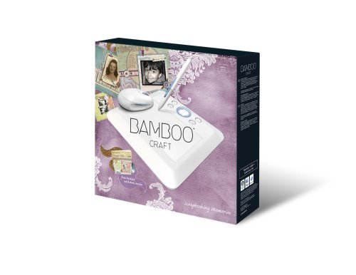 Bamboo Craft Scrapbook Small Tablet