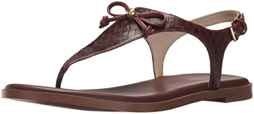 Raisin Rum Cole Haan Weave Leather 6ExRqX