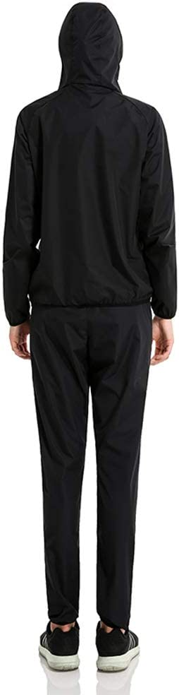 Lazysuit Sauna Suit Women Fitness Exercise Sweat Suits Weight Loss Clothes