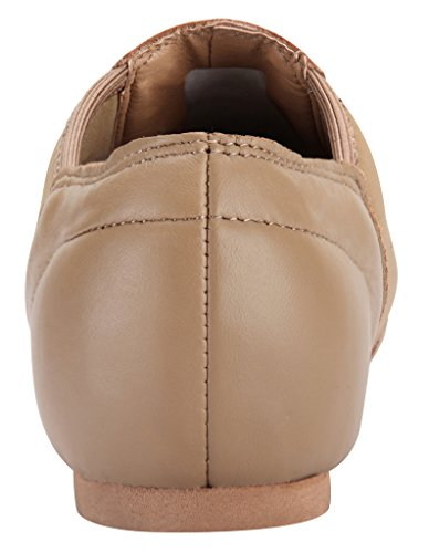 Pegasus Galaxie Jazz Schuhe für Frauen / Big Kid Slip On Braun