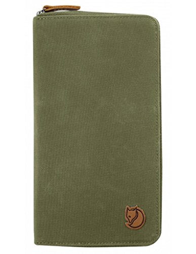 Fjallraven Travel Wallet, Green