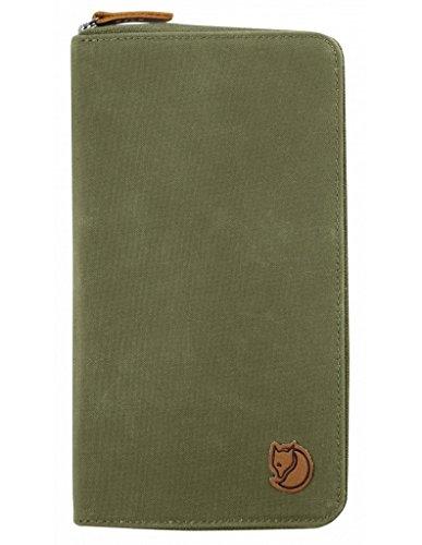 Fjallraven Travel Wallet, Green