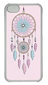Dream Catcher 003 Iphone 6 plus 5.5'' Hard Shell with Transparent Edges Cover Case by Lilyshouse