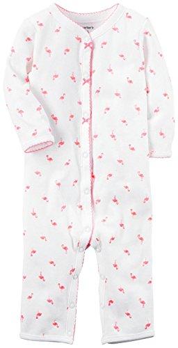 Carters Baby Girls Interlock 115g247