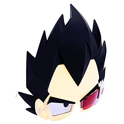 Costume Sunglasses Dragon Ball Z  Vegeta Sun-Staches Party Favors UV400