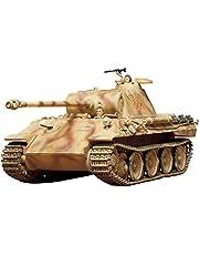 Tamiya 300035065-1:35 WWII Duitse SdKfz.171 Panther A (2), pantser