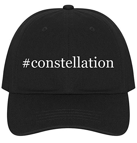 (The Town Butler #Constellation - A Nice Comfortable Adjustable Hashtag Dad Hat Cap,)