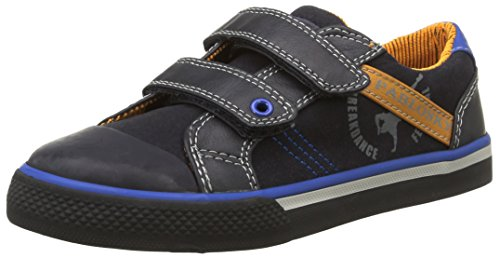 PABLOSKY 928620 - Zapatilla velcros infantiles Azul