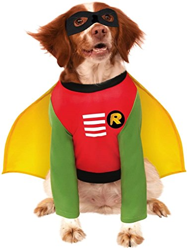 Pet Robin Costumes (Robin Pet Costume - Small - 12-14 Inch Chest)