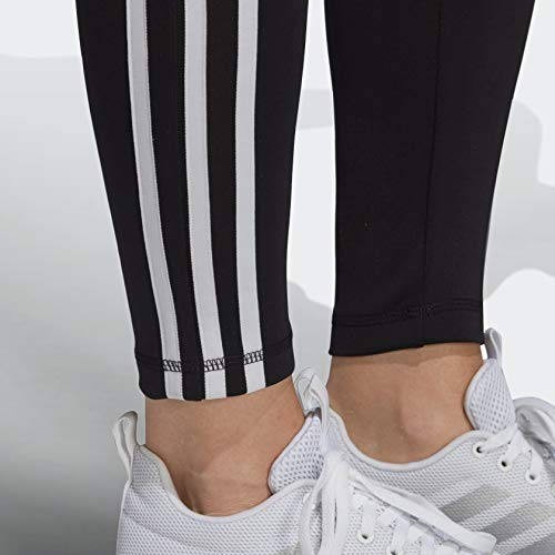 adidas Womens Designed 2 Move 3-stripes High Rise Tights