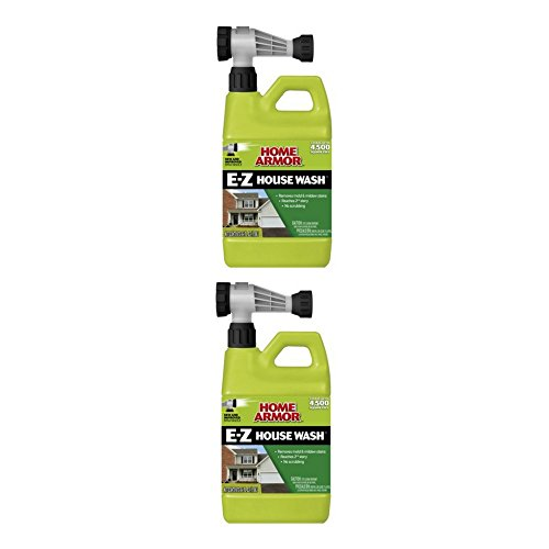 Home Armor FG511 E-Z House Wash, 64 oz - Pack of 2