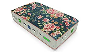 Halo Bolt 58830 Mwh Portable Phone Laptop Charger Car Jump Starter with AC Outlet - Blue Floral