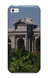 Defender Case For Iphone 5c, Puerta De Alcal?? Pattern