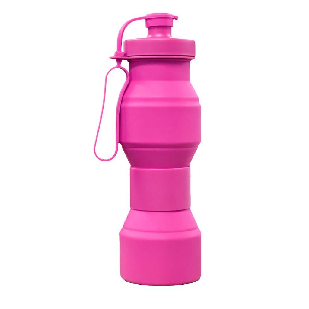 JY Wasser Cup Auto Folding Cup Silikon Teleskop Tasse Wasserkocher Portable Folding Cup Plastikbecher Wasserflasche